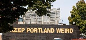 """Keep Portland Weird"" photo taken by Lauren Anneberg"