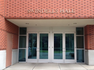 Swindells Hall, Biology Department at the University of Portland