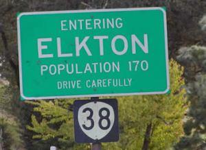 Elkton Oregon, photo: Brandborg Winery