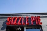 ADX artisans built Portland's light-up Sizzle Pie sign. photo: omfgco.com