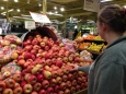 Photo by Kate Stringer Stereotypes rule the choices men and women make in what food they buy and eat