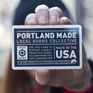 Portland in the palm of your hand? photo: portlandmade.com